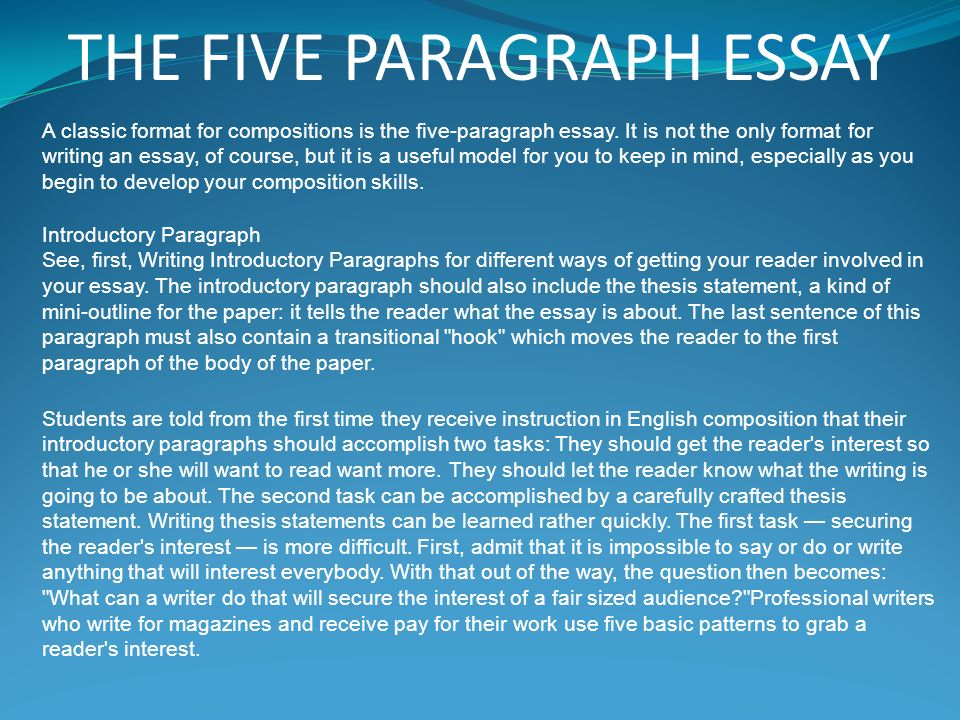 How to Write a Good Narrative Essay for Freshman Composition