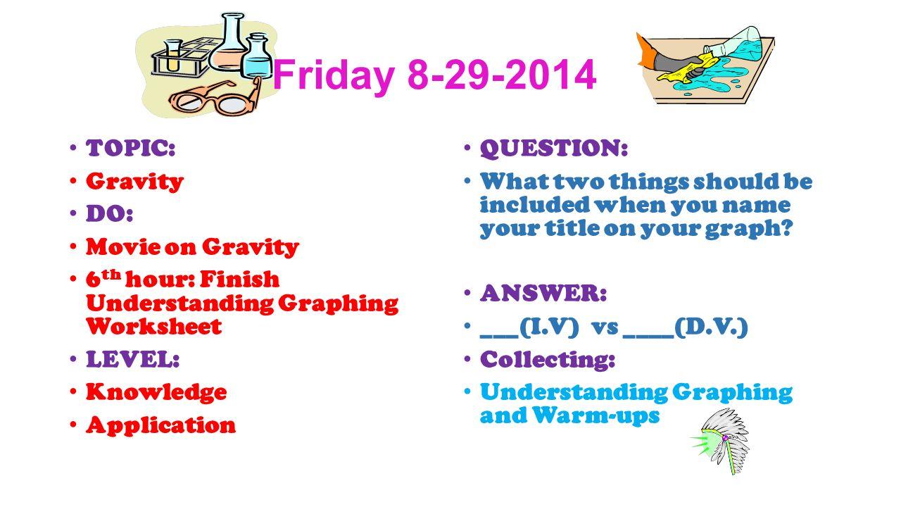 worksheet Understanding Graphing Worksheet warm ups 1 st quarter astronomy wednesday topic classroom understanding graphing worksheet 9 20 friday