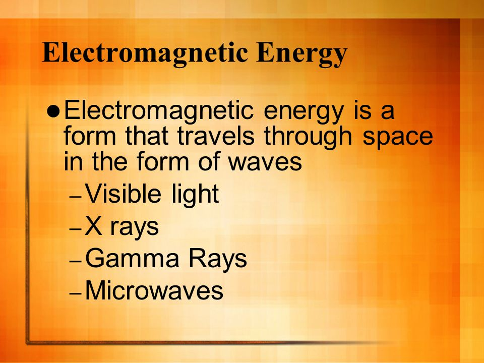 Energy and Its Forms 15.1 pg Energy and Work Energy is the ability ...