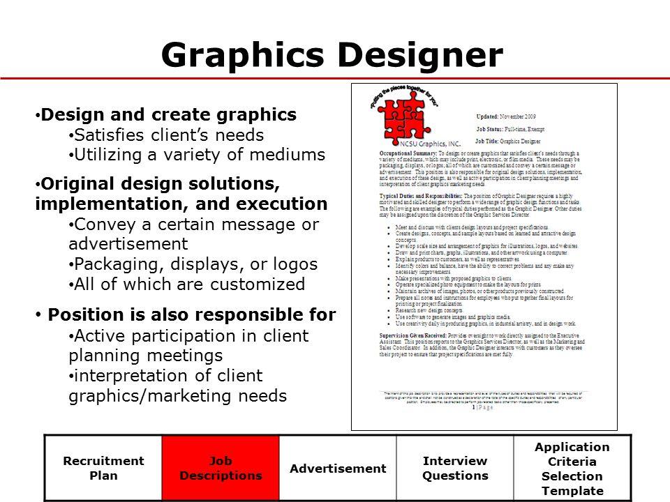 ncsu graphics, inc. staffing plan preparedcreative staffing, Presentation templates