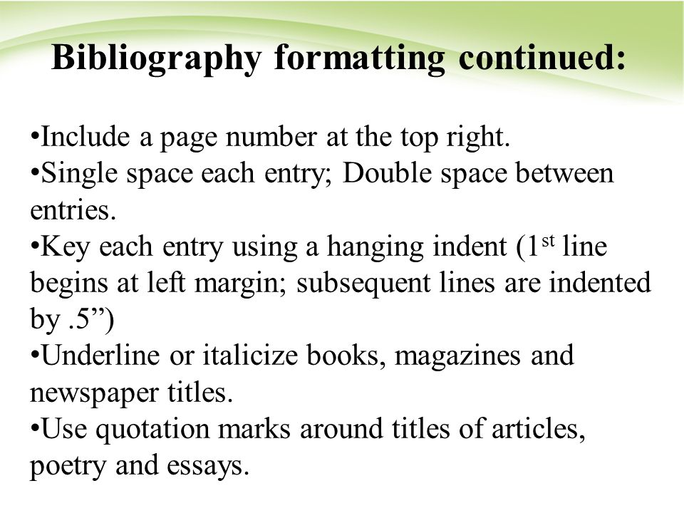 use quotes essay page numbers
