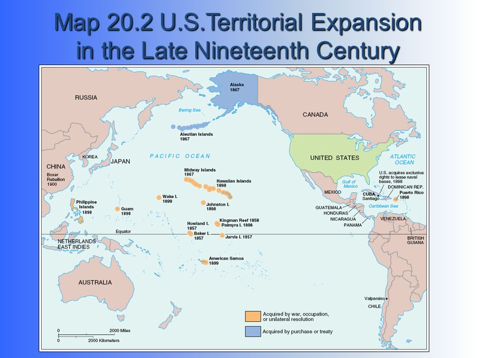 9 map 20 2 u s territorial expansion in the late nineteenth century