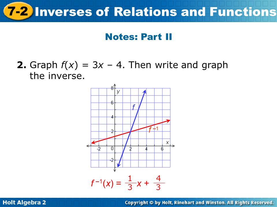 Worksheet Algebra 2 Inverse Functions Worksheet algebra 2 inverse relations and functions worksheet intrepidpath worksheets for kids