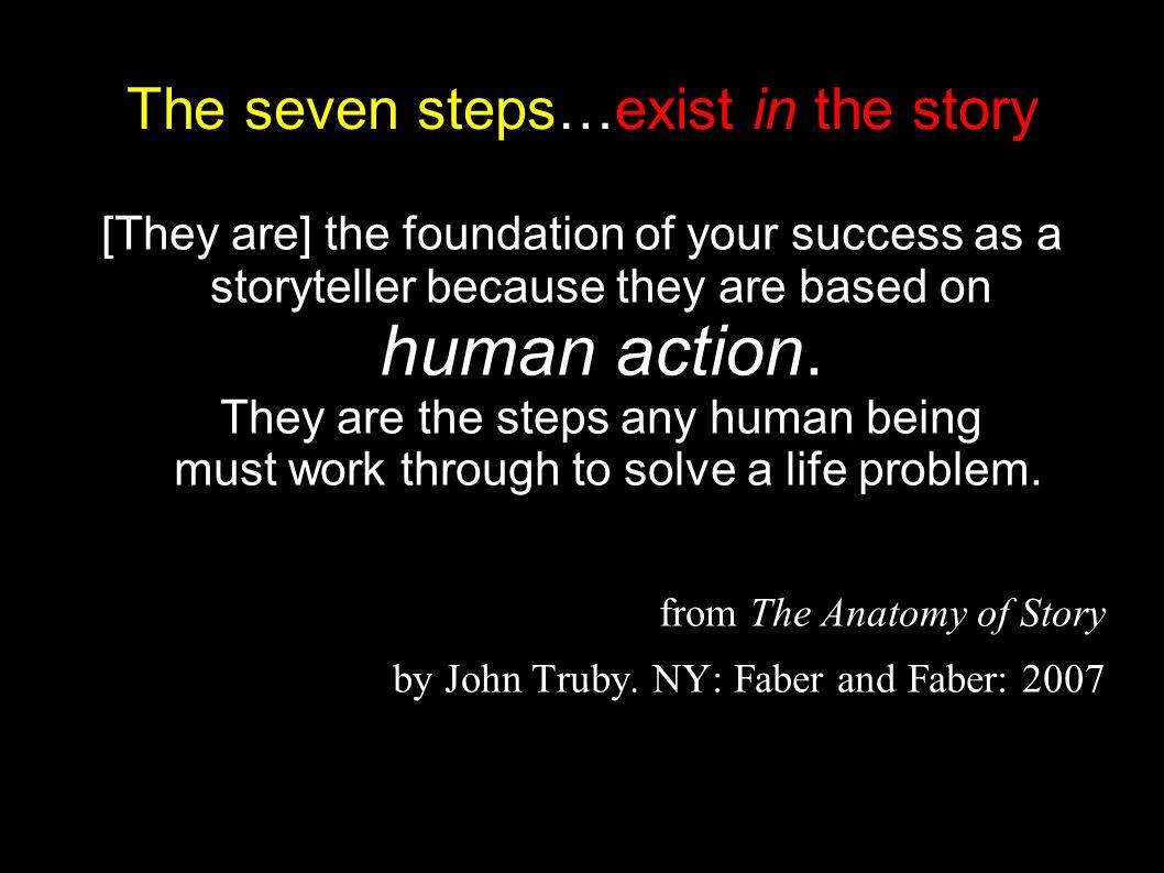 Gemütlich The Anatomy Of Story By John Truby Zeitgenössisch ...