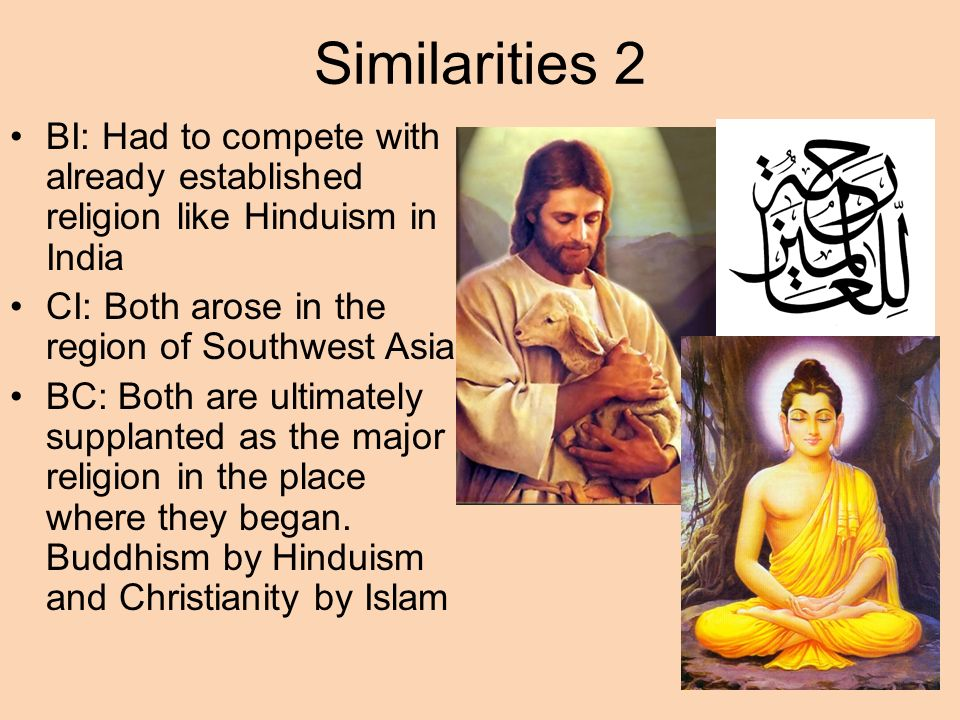 Hinduism and Christianity i need help to write an essay