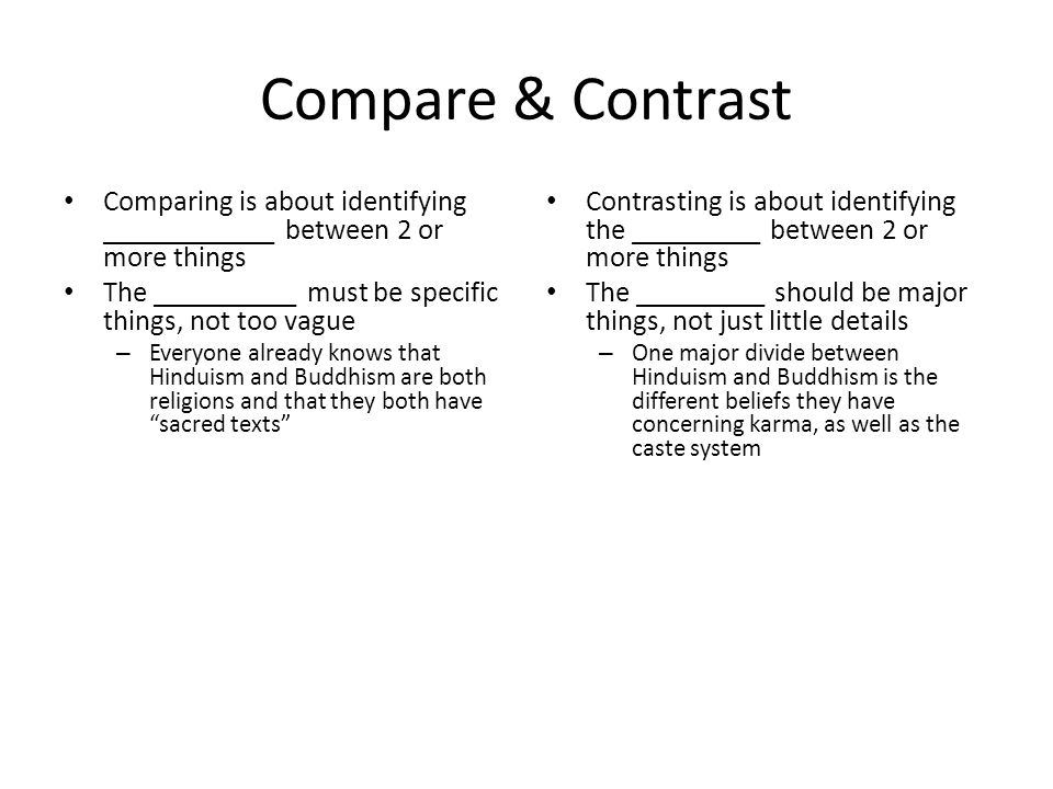 compare contrast buddhism christianity essay