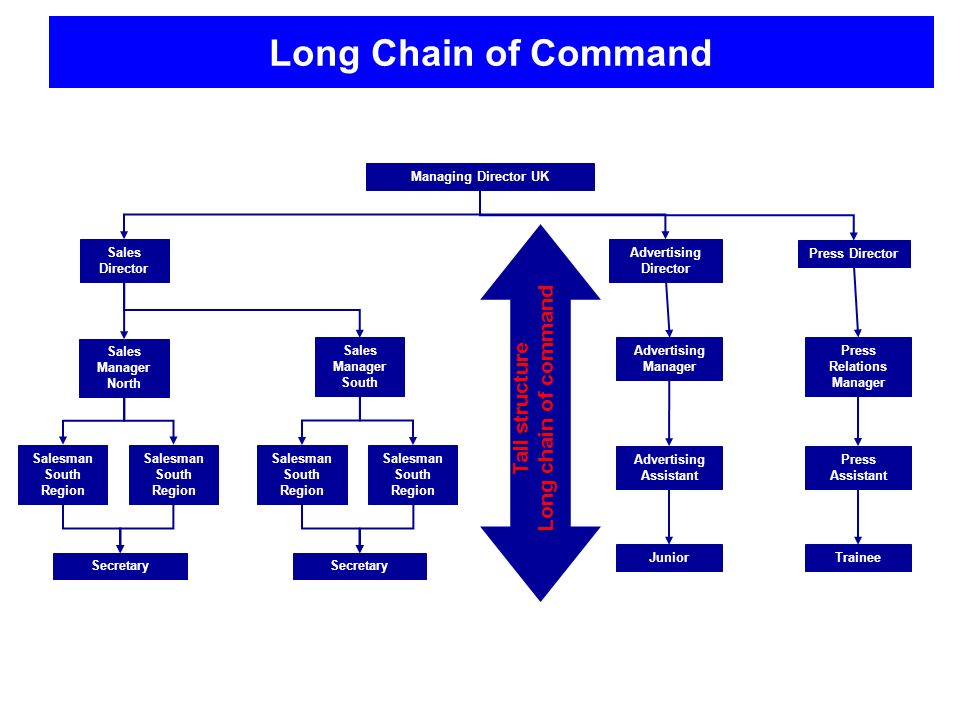 google s chain of command structure analysis Construction work requires a strict chain of command to create the project director surveys the site and performs a cost analysis the hierarchy structure of.