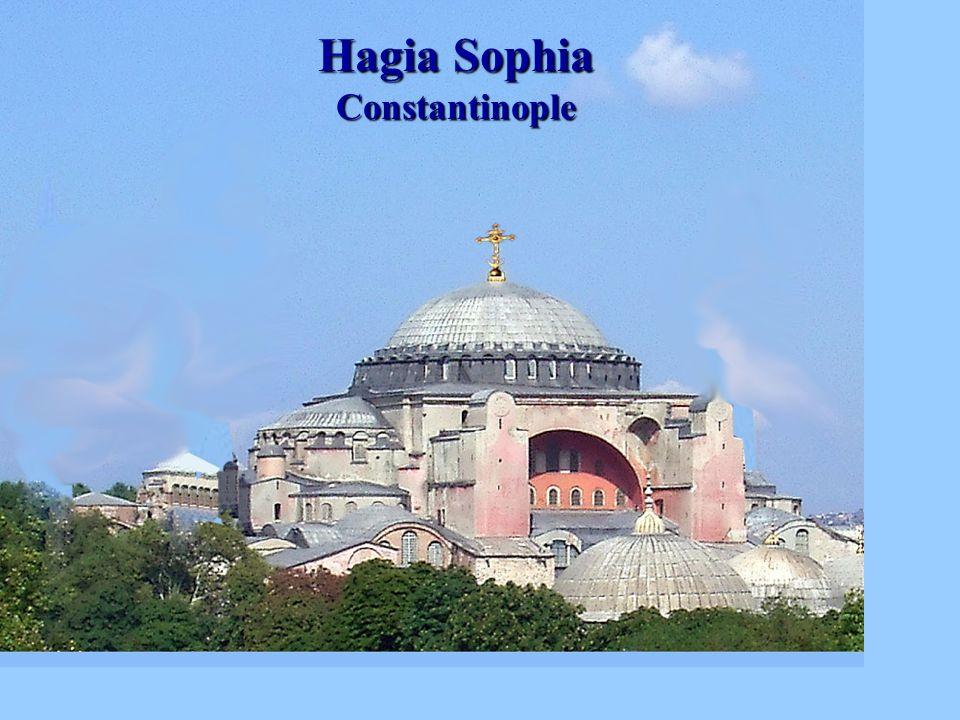 Hagia Sophia Istanbul Hagia Sophia Constantinople