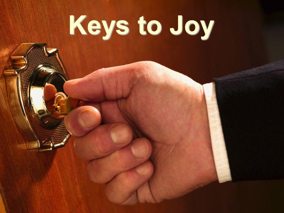 Keys to Joy