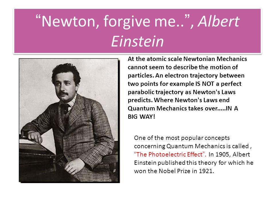photoelectric effect and albert einstein essay