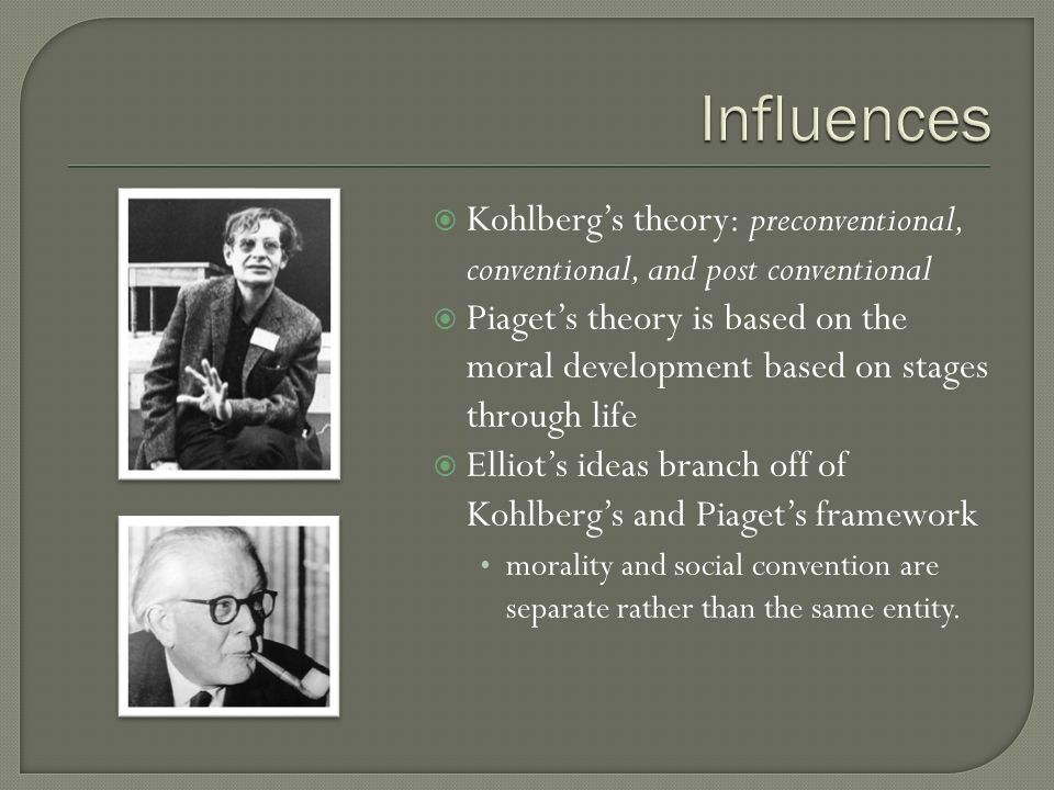 Kohlberg's Moral Development?