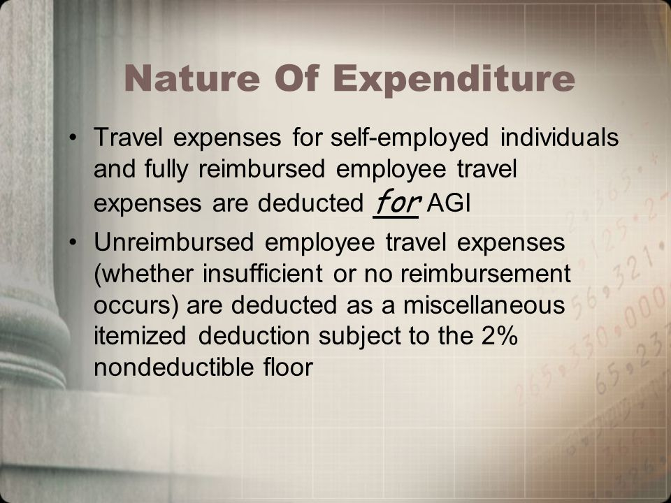 Chapter  Employee Expenses And Deferred Compensation  Ppt Download