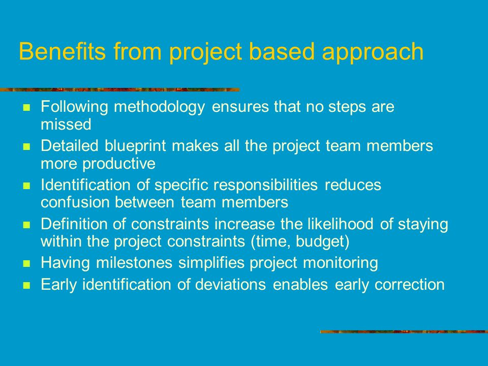 Basic of project and project management presentation ppt download 5 benefits from project malvernweather