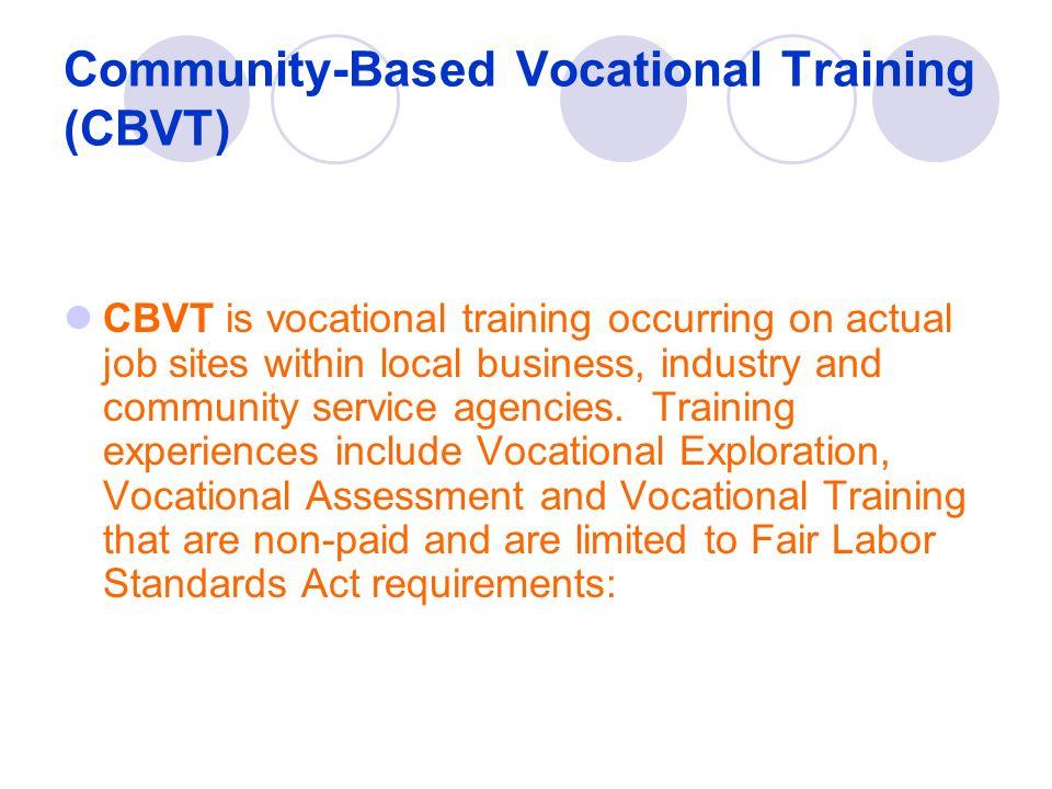 vocational exploration