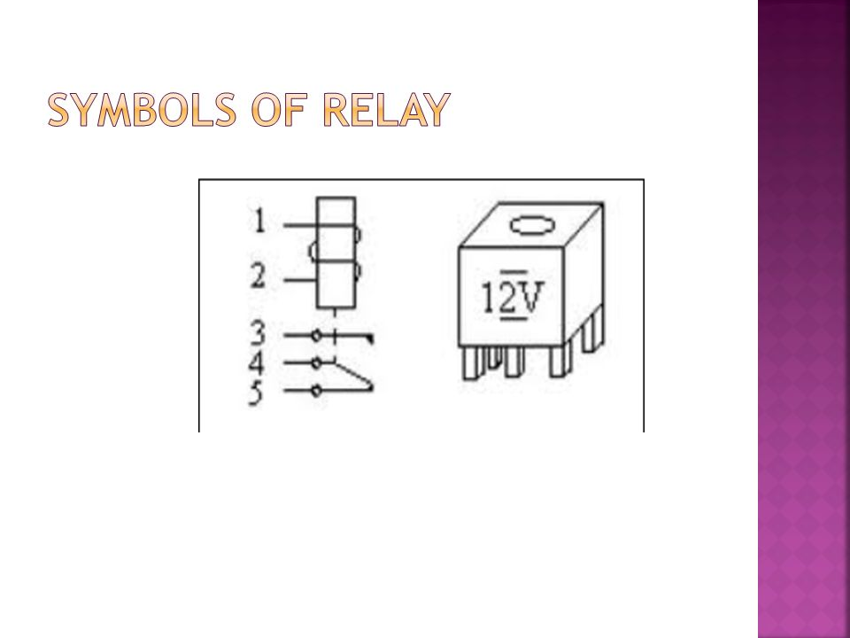 ELECTROMAGNETIC RELAY By EngrIrshad Rahim Memon ppt download