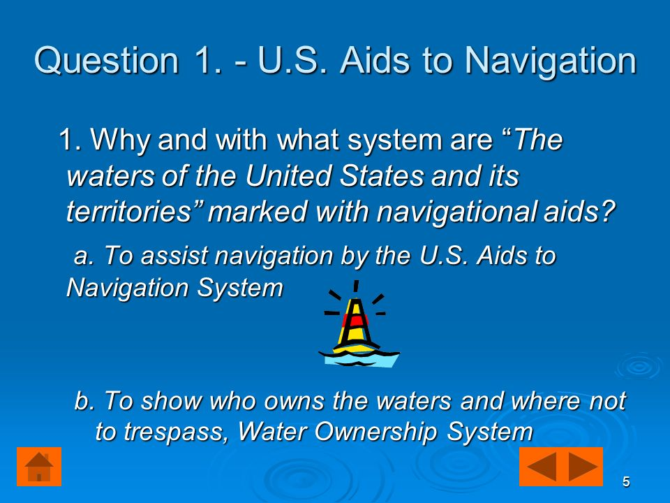 1 us aids to navigation road signs of the waterways ppt 4 us aids to navigation overview read this overview of the us sciox Choice Image