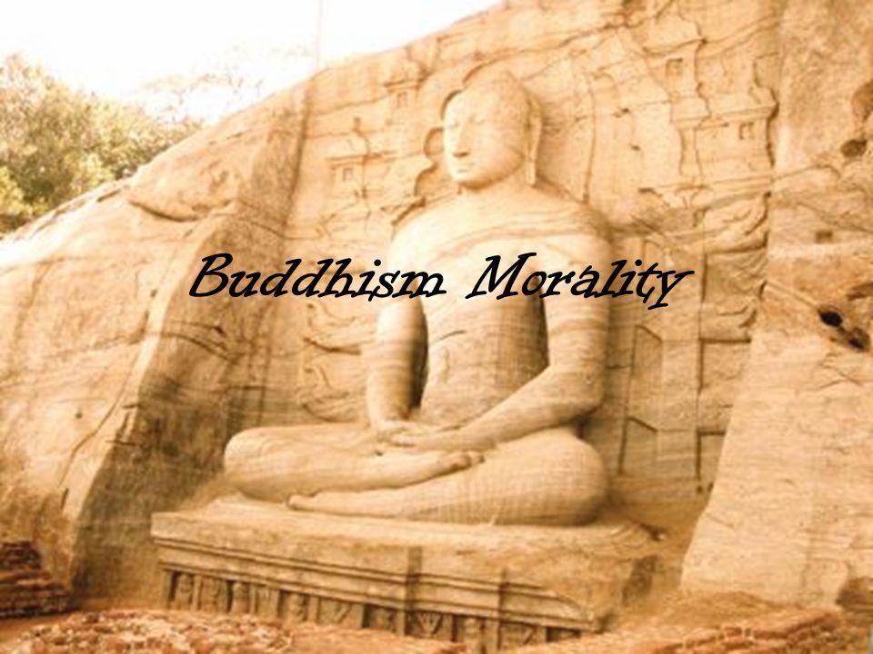 Buddhism Morality