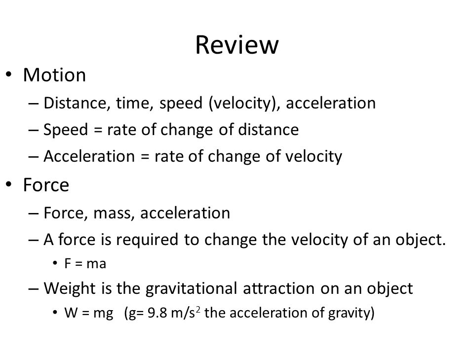 speed velocity and acceleration worksheet Khafre – Force Mass X Acceleration Worksheet