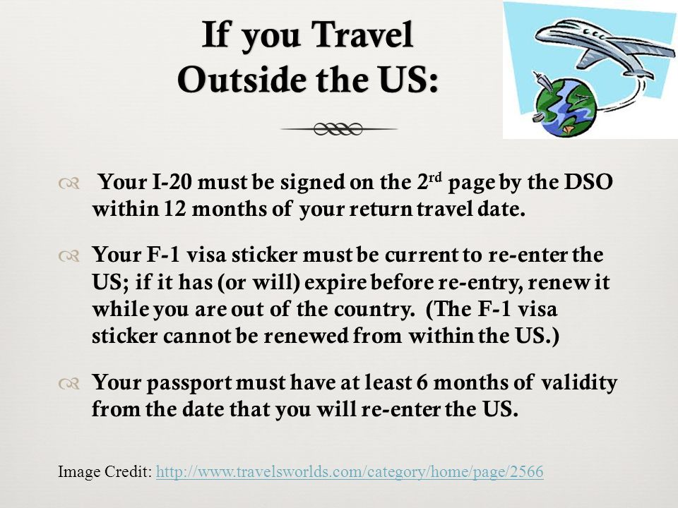 Passport dating to re-enter us