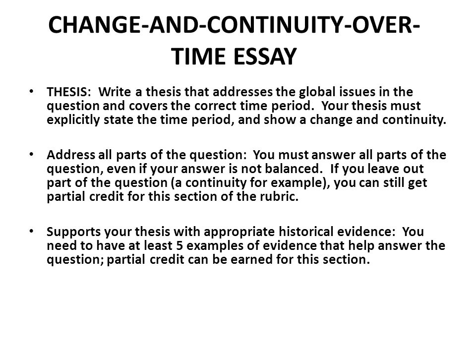What should you change they and them to when writing an essay?
