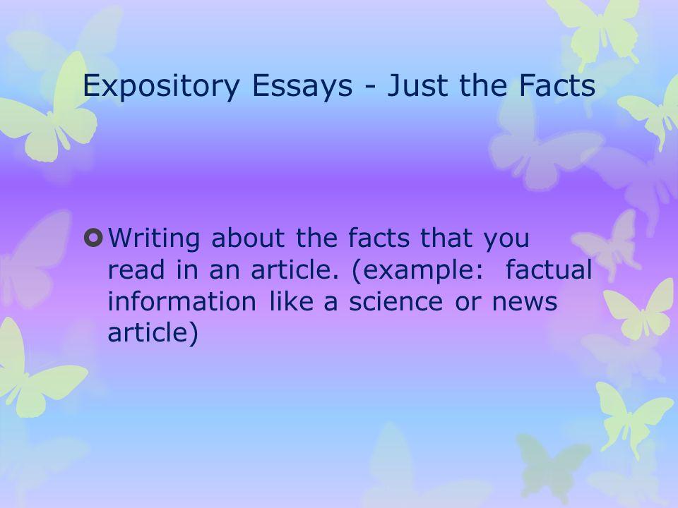narrative essay yourself