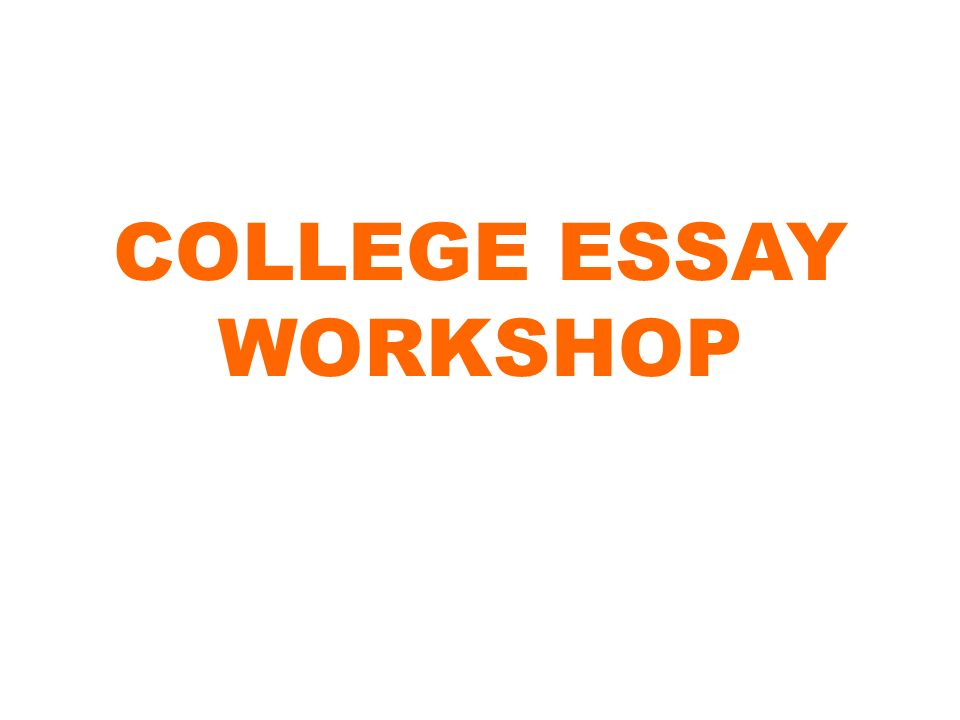 What Colleges Look For In Essays