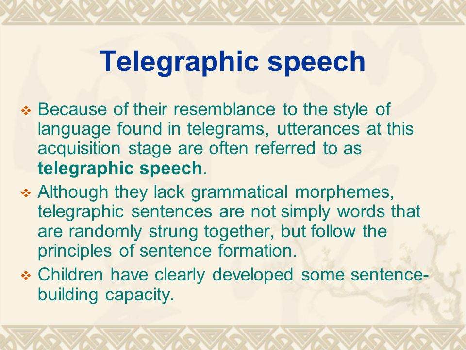 Chapter 9 Psycholinguistics The Eleventh Week. Key Points