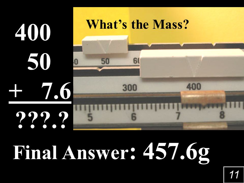 Final Answer : 333.4g What's the Mass
