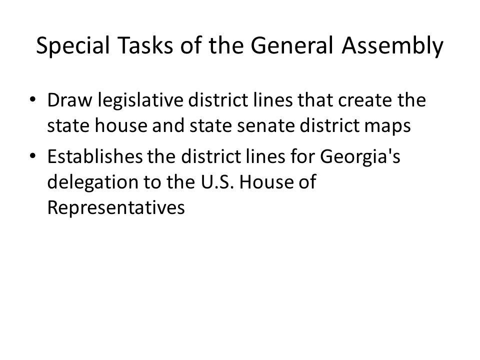 Legislative Branch Carley Yawn Legislative Branch of Georgia