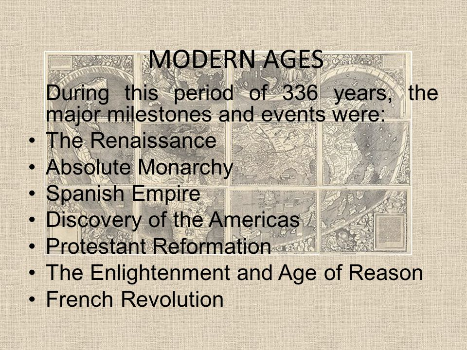 middle ages to the enlightenenment Timeline of historical periods print prehistory mesopotamia middle ages 300 - 1400 dark age 300 age of enlightenment 1700 - 1800 modern era.