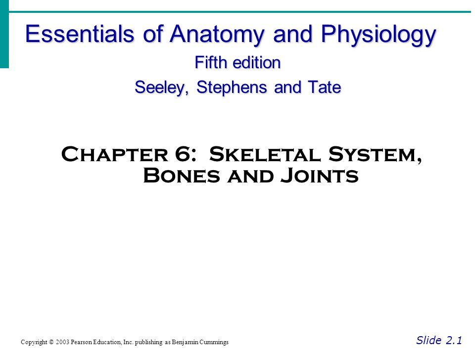 Vistoso Anatomy And Physiology Seeley 8th Edition Colección de ...