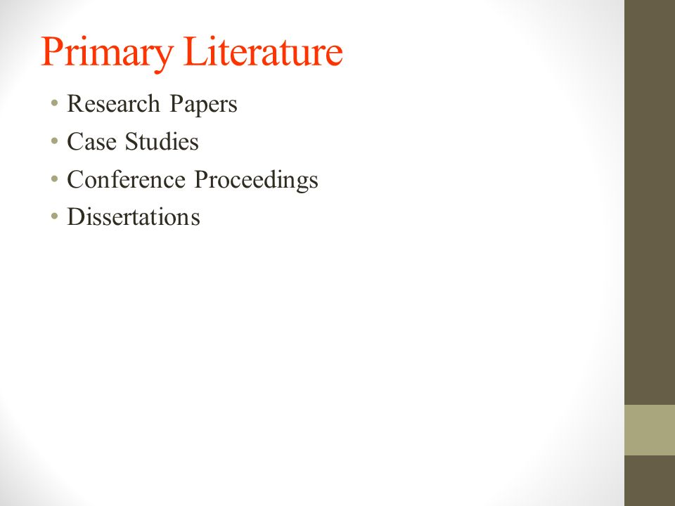 primary research in dissertation History dissertation guide 2 3/10/2014 contents 1 what is a dissertation 2 2 teaching 3 3 christmas break: carry out the bulk of the primary research.