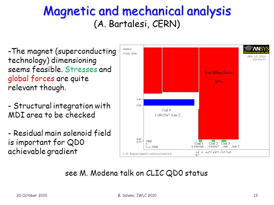 Magnetic and mechanical analysis Magnetic and mechanical analysis (A.