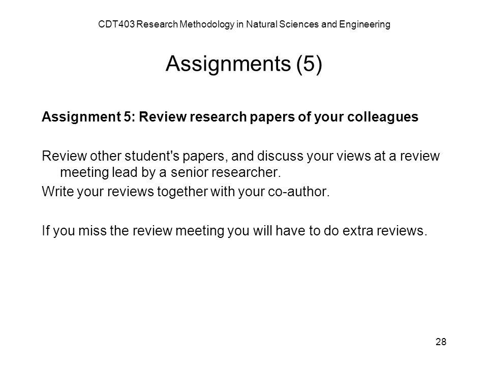 quantitative research in natural sciences