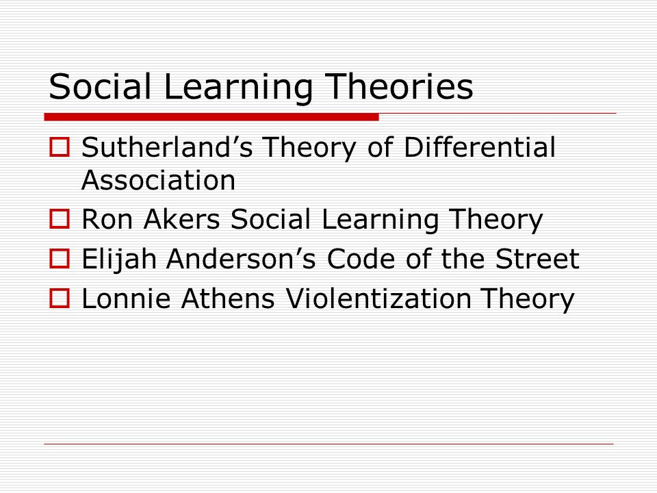 overview of the work of five psychology theorists Summary of theories summary of theories relating to learning and development educational psychology work with another student as you identify.