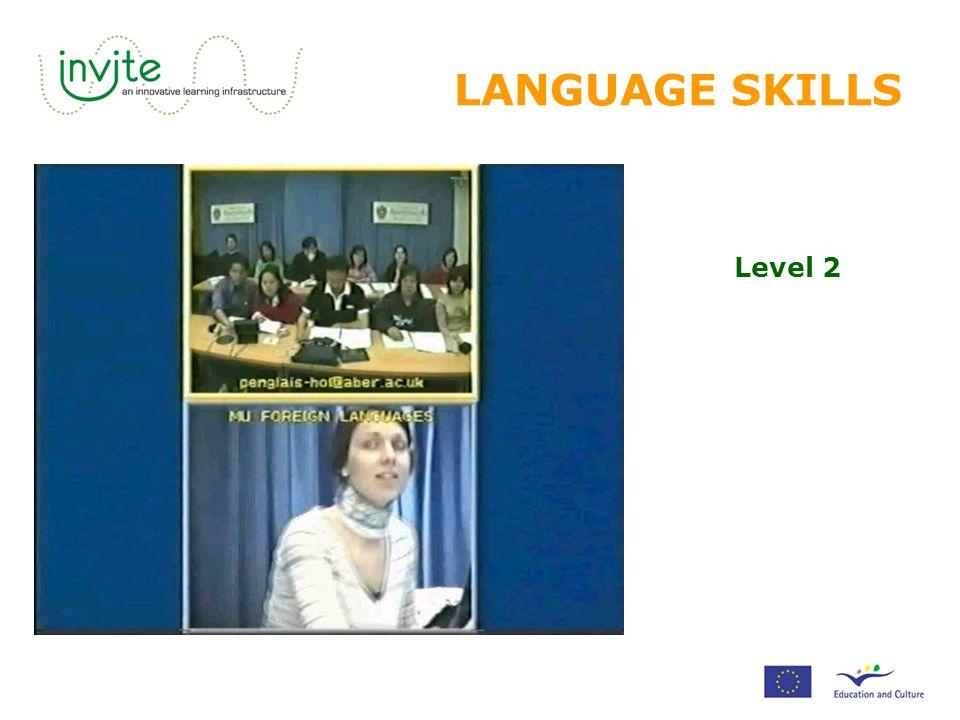 LANGUAGE SKILLS Level 2
