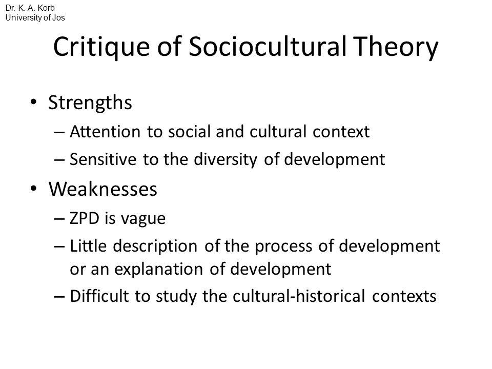 vygotsky s sociocultural theory