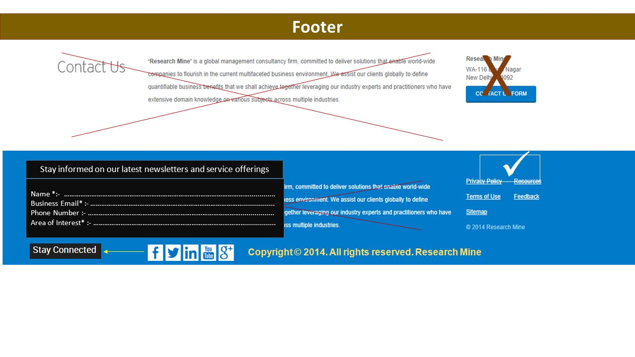 Footer Copyright © All rights reserved.