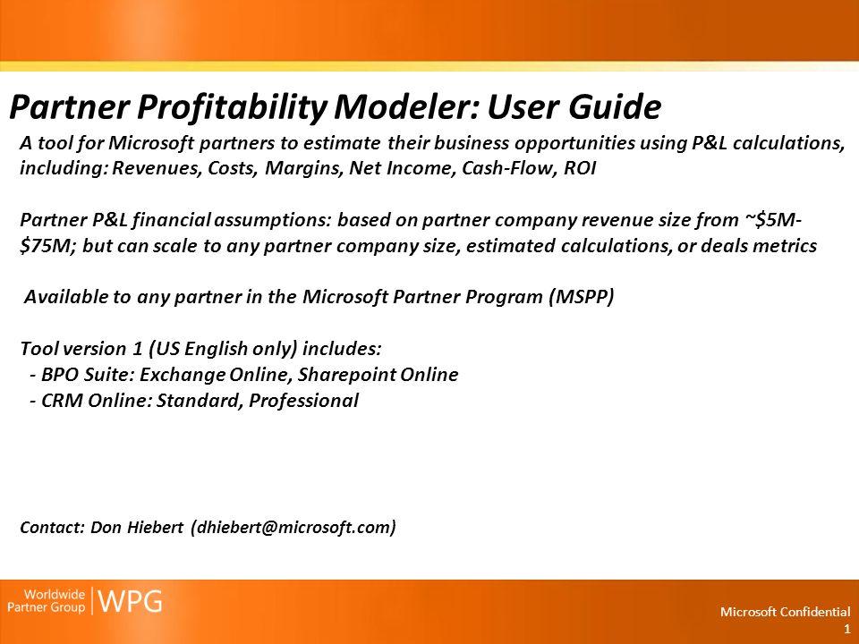 microsoft profitability