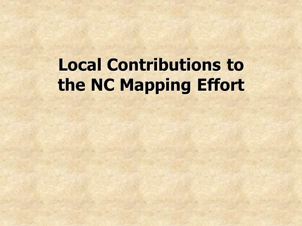 North Carolina CTS Committee Meeting April Ppt Download - Nc map nash us download data parcels