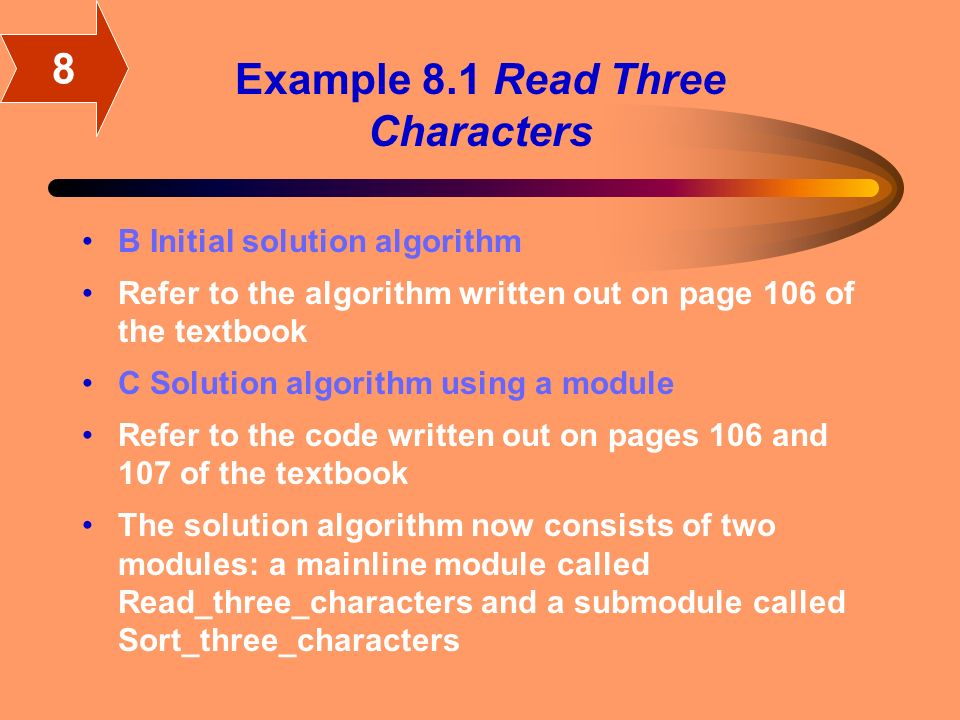 First steps in modularization simple program design third edition a 9 example ccuart Choice Image