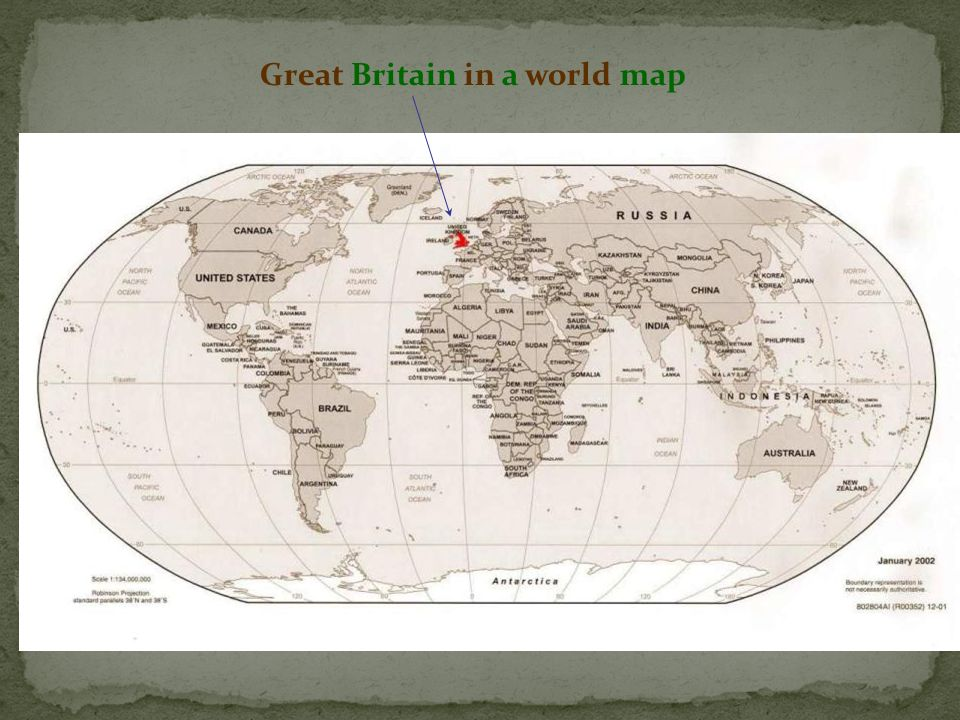 Great britain in a world map england scotland wales 3 great britain in a world map gumiabroncs Choice Image