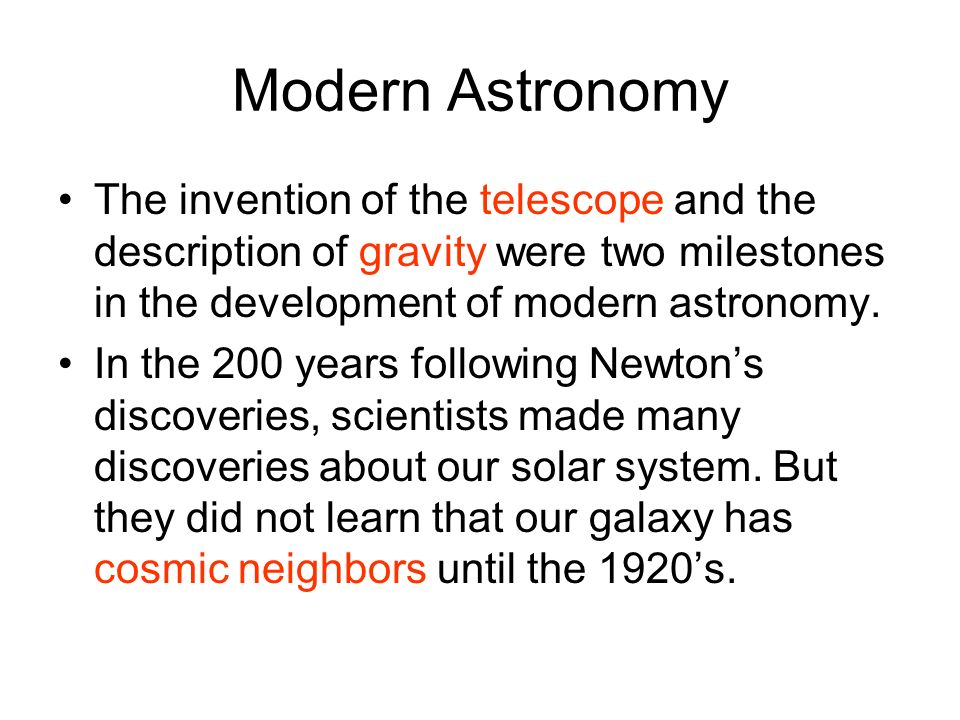 the benefits of the invention of the telescope What are the reasons for saying that electricity is the best invention of all time.