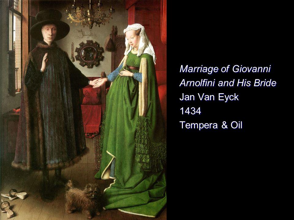 3 Marriage Of Giovanni Arnolfini