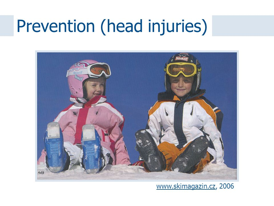 Prevention (head injuries)