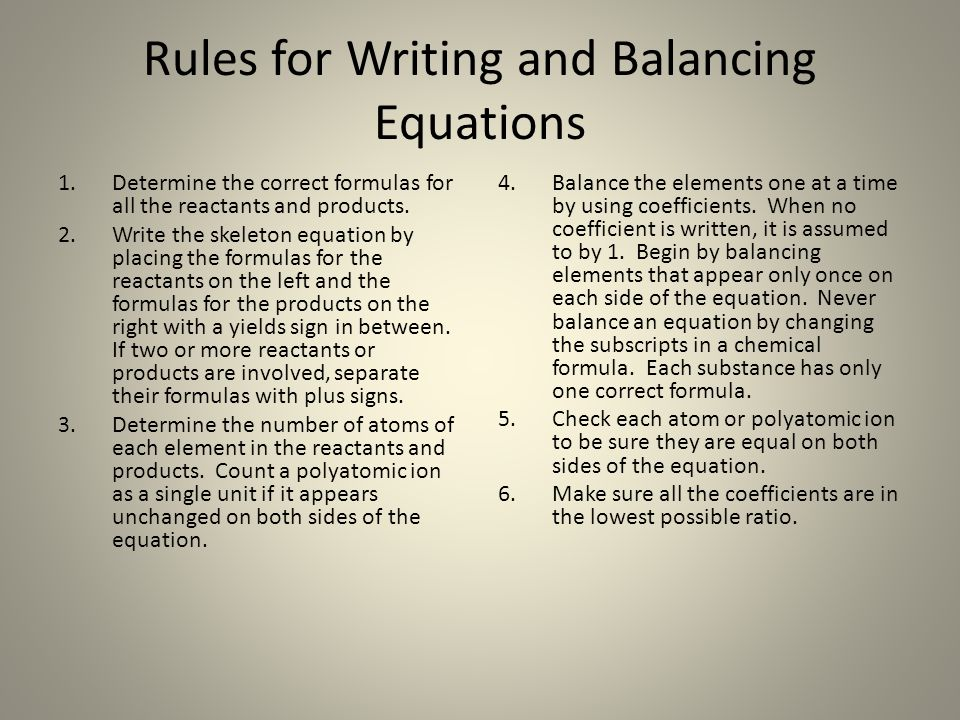 Worksheets Writing Skeleton Equations Worksheet With Answers describing chemical reactions chapter 11 section 1 page ppt download rules for writing and balancing equations determine the correct formulas all reactants