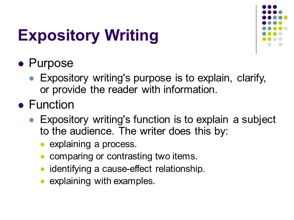 expository essay introduction – Expository Essays