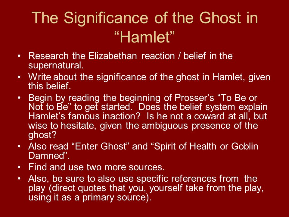 hamlet research papers Essays on hamlet this website contains more than one hundred top-quality essays & thesis statements analyzing shakespeare's hamlet.