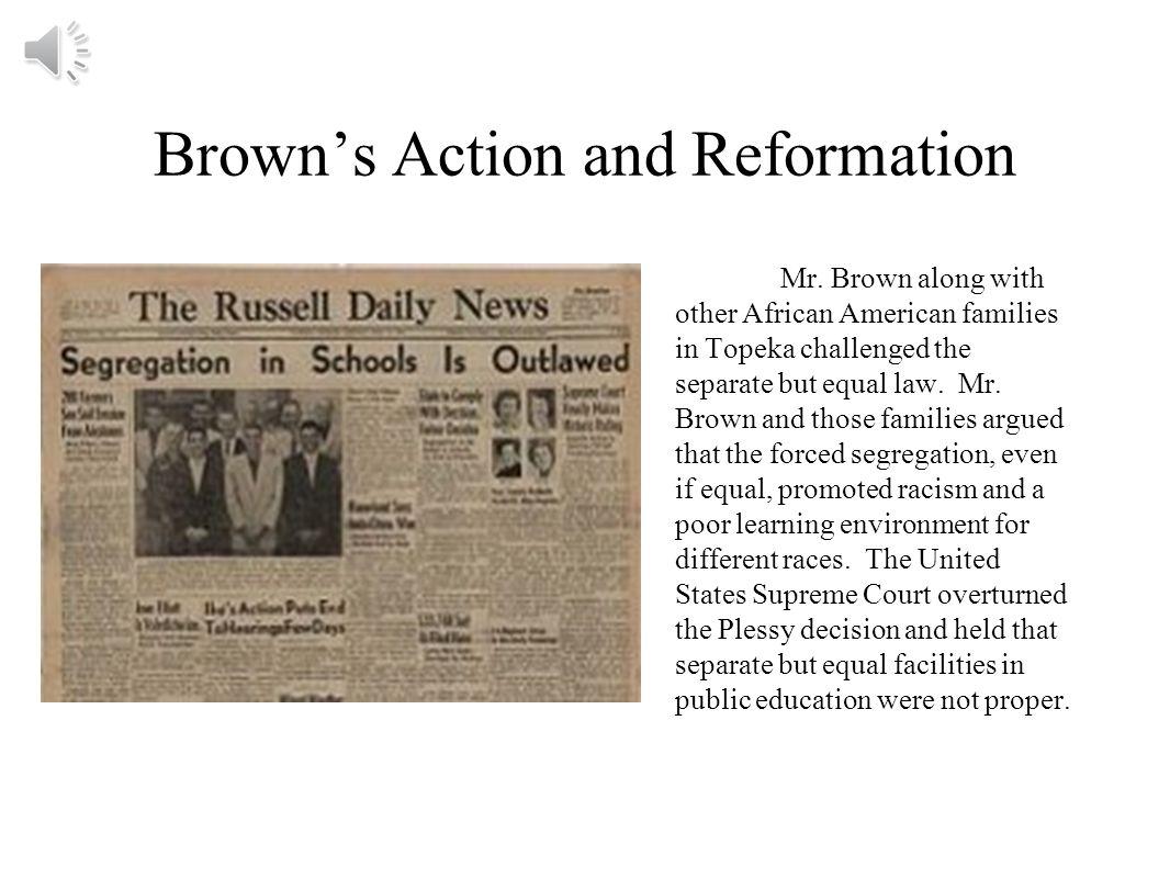 worksheet Plessy V Ferguson Worksheet brown vs board of education by jackson sullivan ppt download 7 plessy vs