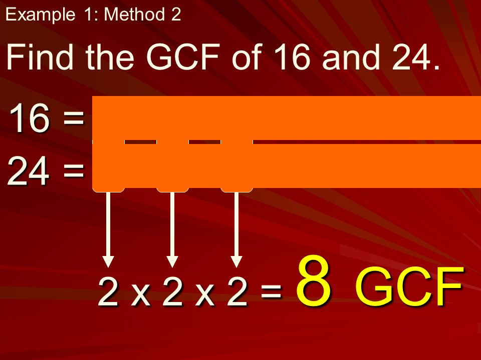 Objectives Write the prime factorization of numbers. - ppt video ...